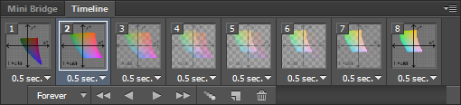 Tutorial to Fade In & Fade Out an Animated  GIF in Photoshop